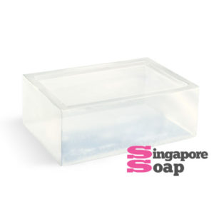 Clear Glycerin Melt and Pour Soap Base