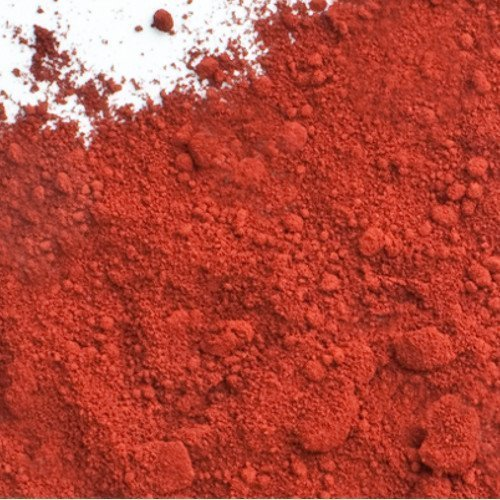 Red Oxide Pigment Powder