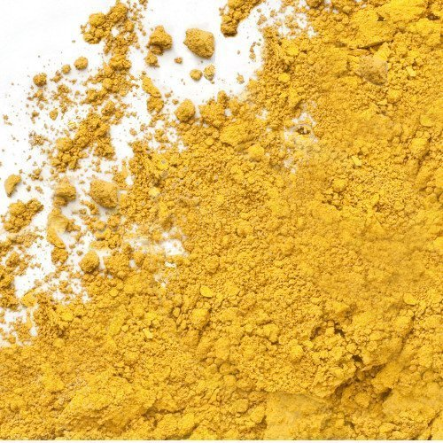 Yellow Oxide Pigment Powder