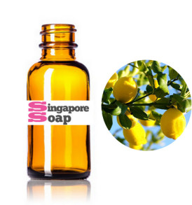 Pure Lemon Essential Oil