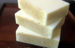 Oatmeal Honey Goat Milk Soap (MP Recipe)