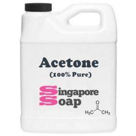 Acetone (100% Pure)