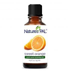Pure Sweet Orange Essential Oil