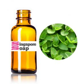 Pure Sweet Marjoram Essential Oil