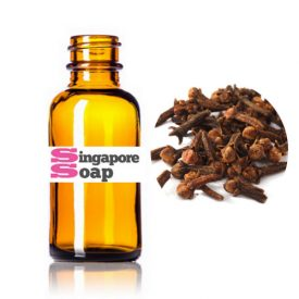 Pure Clove Bud Essential Oil