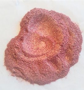 Rose Gold Sparkle Mica Powder