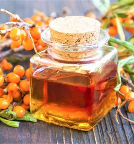 Seabuckthorn Fruit Oil (Virgin, Unrefined)