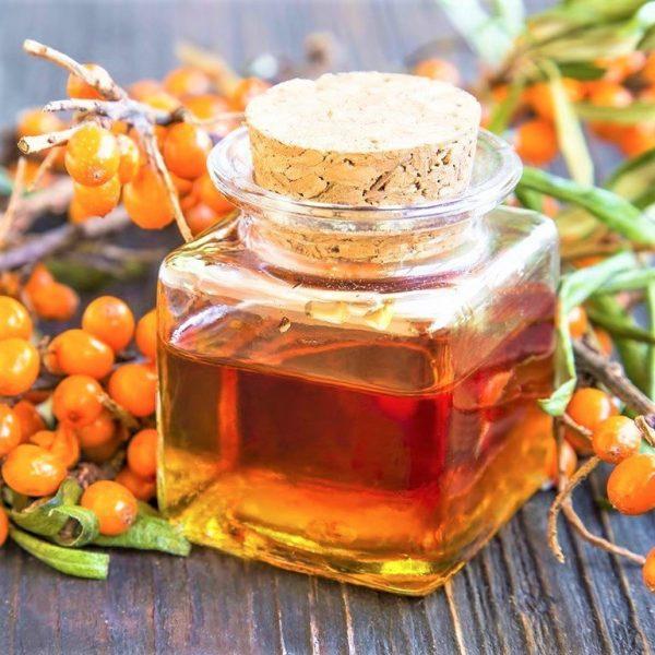 Seabuckthorn Fruit Oil (Virgin, Unrefined)