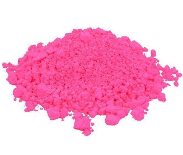 Neon Pink Powder