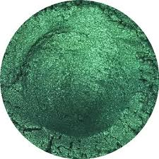 Emerald Shimmering Powder