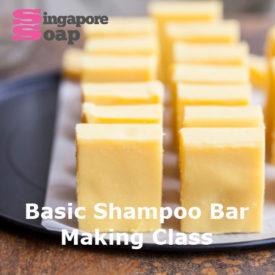 Basic Shampoo Bar Making Class Beginner
