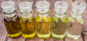 Types of Carrier Oils