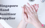 Hand Sanitiser Manufacturer & Supplier in Singapore